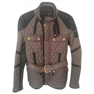 Belstaff quilted roadmaster jacket