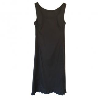 Prada Black Sleeveless Dress
