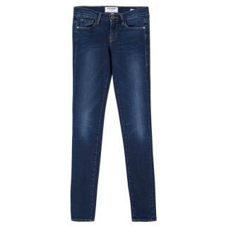 Frame Le Skinny de Jeanne Indigo Jeans
