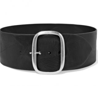 Isabel Marant 'Tikky' Textured Leather Belt