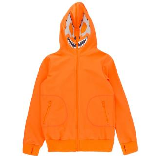 Stella McCartney Kids Halloween Pumpkin Hooded Jacket
