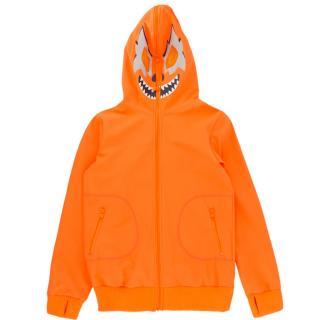 Stella McCartney Kids Halloween Pumpkin Hooded Jacket
