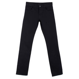 Prada Black Skinny Jeans
