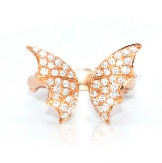 Stephen Webster Bat Wings Diamond Ring