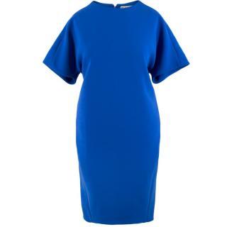 Balenciaga Blue Cocoon Dress