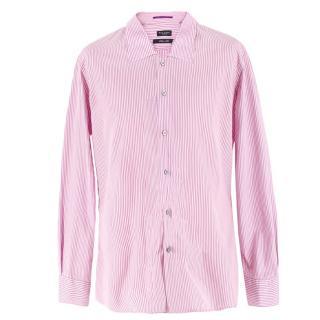 Paul Smith Striped Cotton Shirt