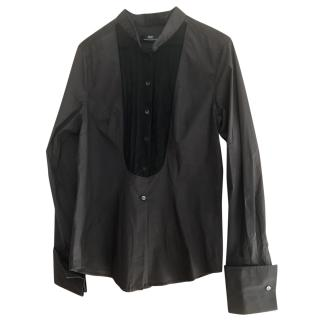 Night Birger et Mikkelsen Black Tux Shirt