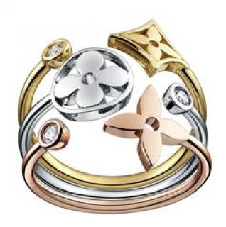 Louis Vuitton Idylle Blossom Rings