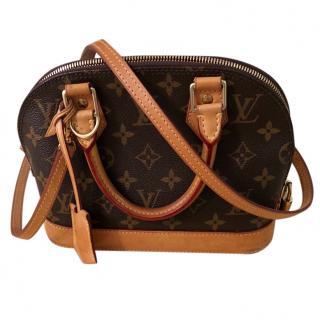 Louis Vuitton Alma BB monogram Bag