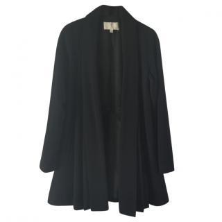 Ronit Zilkha wool draped coat