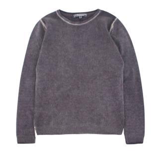 Bonpoint Boy's Grey Cashmere Jumper