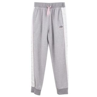 Kenzo Girl's Grey Tracksuit Bottoms
