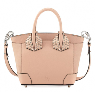 Christian Louboutin Eloise Leather Spike Tote Bag
