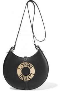 Loewe small black Joyce crossbody bag
