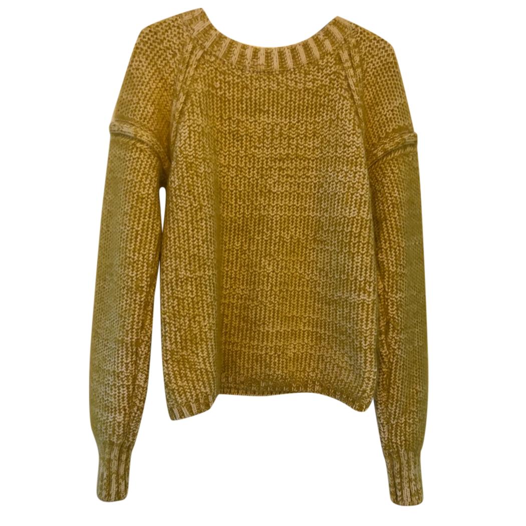Chloe knit wool jumper