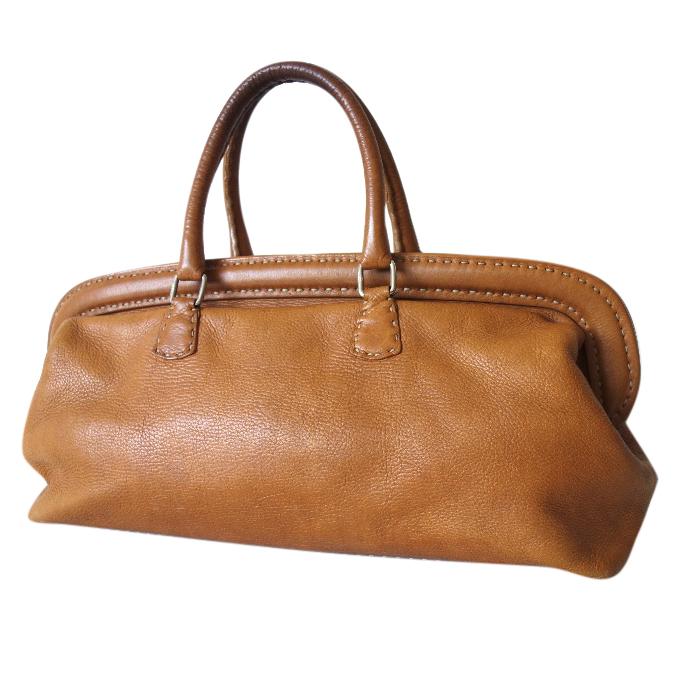 dfc59846d9cb Fendi Long Frame Tote Bag