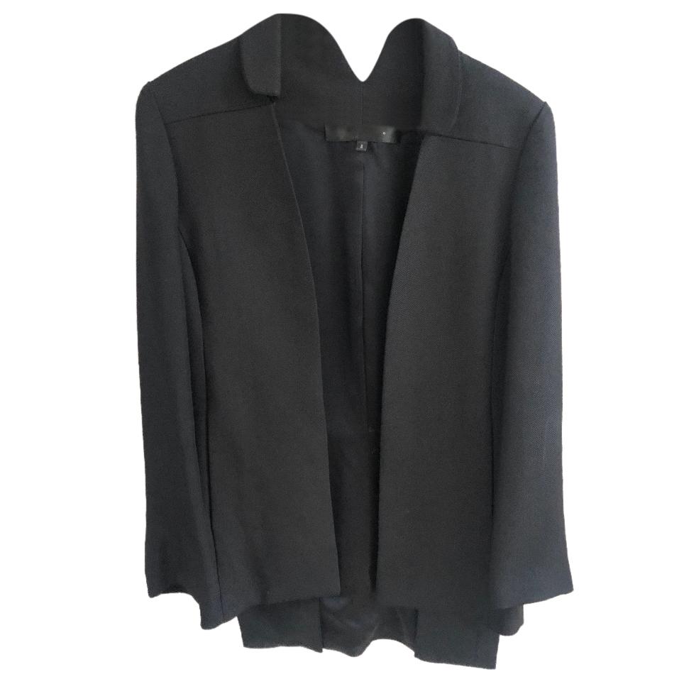 Jay Ayr Silk Jacket