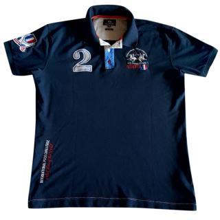 La Martina Men's Polo Shirt