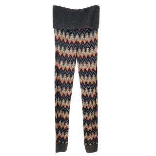 Missoni Multicolored Knit Pants