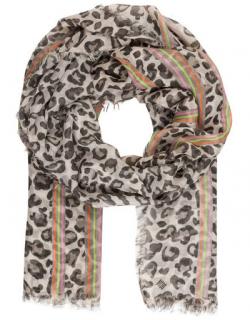 Riani Leopard Print Scarf