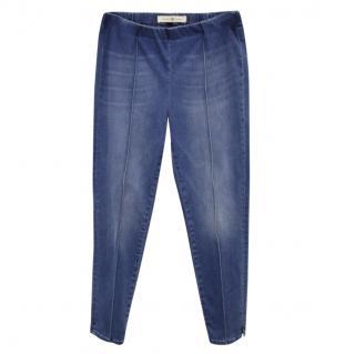 Riani Blue Slim Leg Jeans