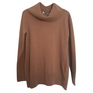 Max Mara virgin wool turtleneck jumper