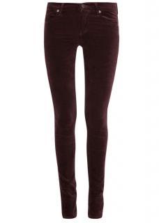 Citizens of Humanity Avedon Purple Velvet Jeans