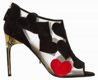 Diane von Furstenberg Love Ankle Booties