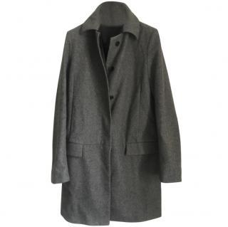 Acne grey coat