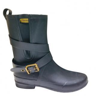 Burberry Rubber Rain Boots EU35