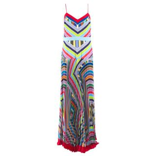Milly Mutlicolour Stripe Dress