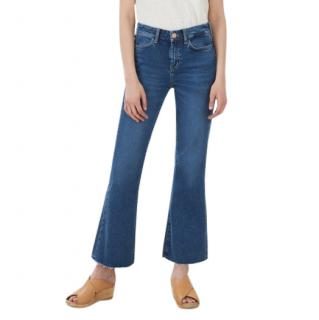 M.I.H Cropped Flared Jeans