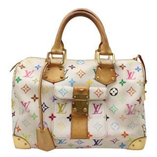Louis Vuitton Multicoloured Speedy 30 Bag