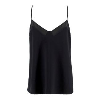 Scanlan Theodore Black Camisole Top