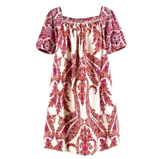 Gucci Floral Tunic Dress