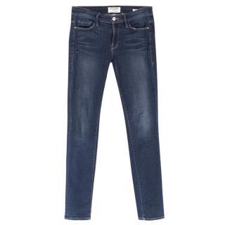 Frame Denim Le Skinny De Jeanne Crop Jeans