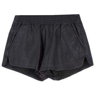 Finger In The Nose Girl's 'Holiday' Leather Shorts