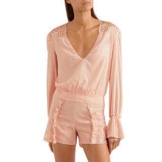 La Perla Quartz Garden Pyjama Set