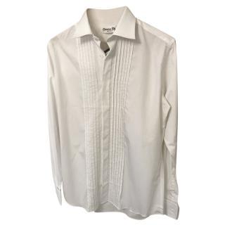 Christian Dior Men's White Classic Shirt