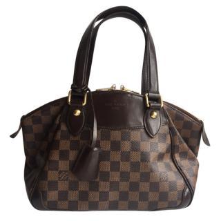 Louis Vuitton Damier Ebene Shoulder Bag