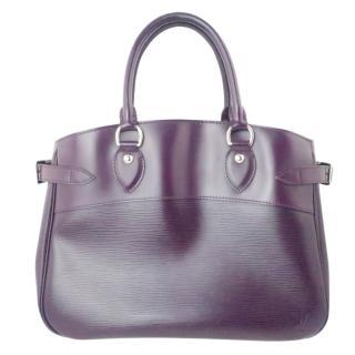 Louis Vuitton Cassis Epi Leather Passy PM