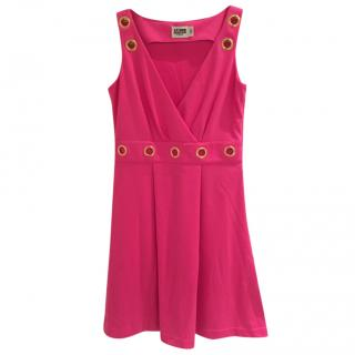 Alice by Temperley Pink Mini Dress