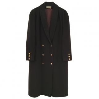 Mansfield London Wool & Cashmere Coat