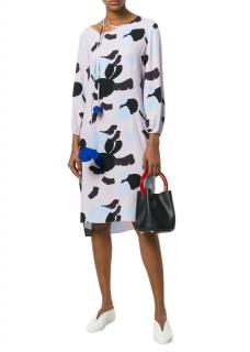 Marni Havana Print Dress