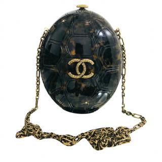 Chanel matiers d'art Tortoise Bag