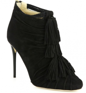 Jimmy Choo Myra Suede Ankle Boots
