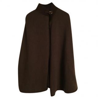 Lauren Ralph Lauren brown cape