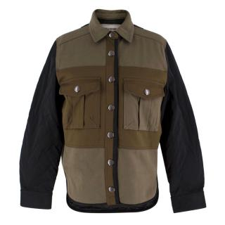 Zadig & Voltaire Khaki Jacket