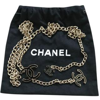 Chanel multiway necklace and belt