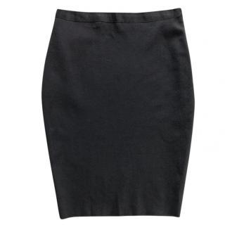 Lanvin stretch pencil skirt